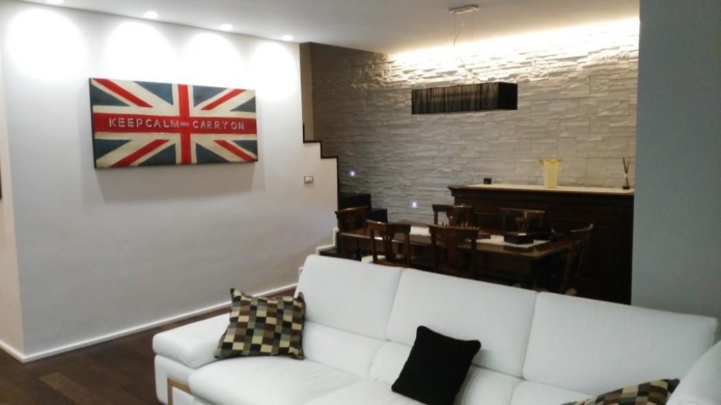 Restyling appartamento provincia di Viterbo