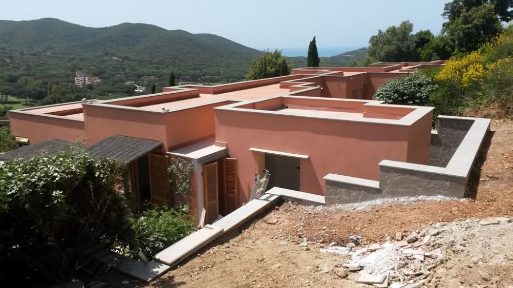 Ampliamento Villa Residenziale Punta Ala