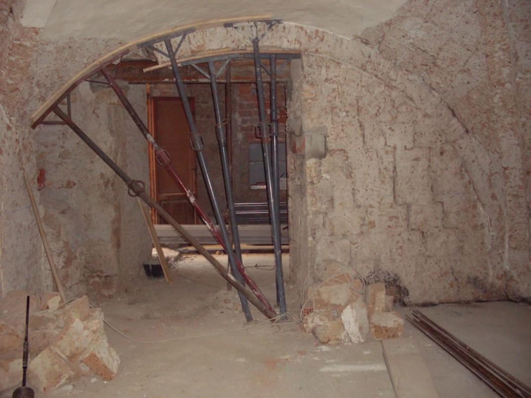 Il modulo del rischio sismico per gli edifici storici